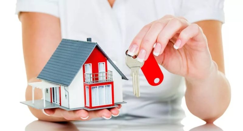 оформление в собственность квартиры купленной в ипотеку себе